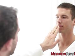 mormon rituals
