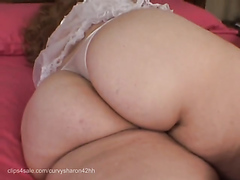 Curvy Sharon Hot Stinky Farts