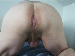 huge shit in bed