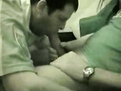 An old favorite...Daddy visits the boy