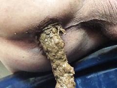 Creamy poop - video 5
