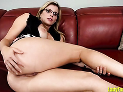 sexy milf boss farting