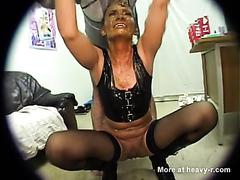Amateur Scat Slut Gangbang