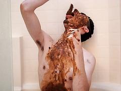 Horny Shower Play Pt.1