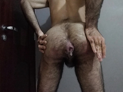 assjuices from my hairy mancunt