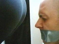 Eggy Dan fart in Face