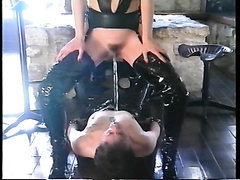 Piss In Slave's Mouth
