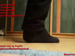 My big feet trample 2