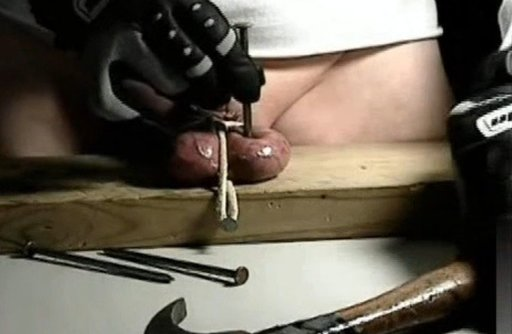 My bdsm hurt balls