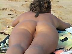 Beautiful naked body and reddish pussy