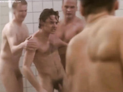 Various hot shower scenes