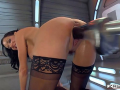 Hard Fast Huge Dildo Machine Squirt