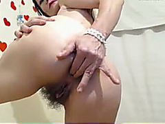 hairy asshole latino finger ass