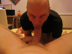 Big-dicked Ukrainian Master and Slave