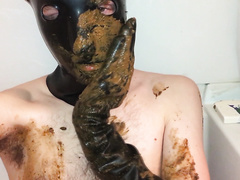 Latex Slut Cat