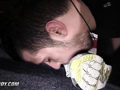 Scally Sneaker Slut
