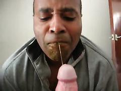 c'mon swallow it