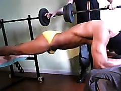 Muscle torture !