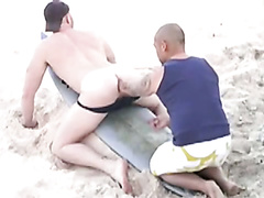 BEACH FISTING