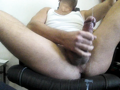 cock and sperm