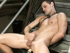 Andrew Blue and the Ass Master