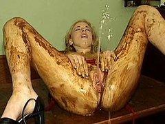 Scat fetish sex