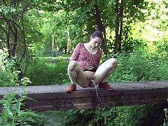 First-class park pee