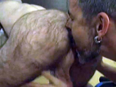 Gay porn ass eating