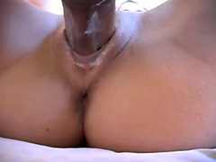 Big dick balls deep shoots cum