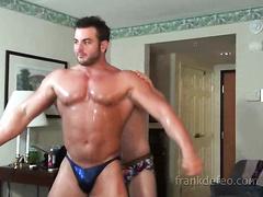 FrankDeFeoVsKyleStevens MuscleWorship