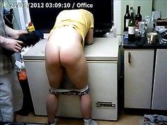 My slave's hard punishment part 1