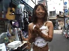 Japanese scat, spit, humiliation - part 1