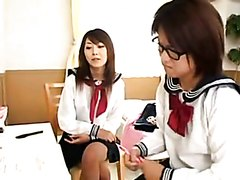 Japanese girl used and humiliated by fellow students
