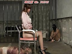 Cruel dominant women - part 7
