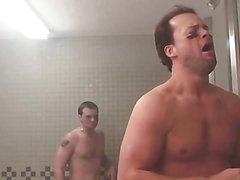 Diarrhea in the shower