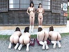 Hot Naked Asian Girls