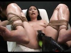 Heimwerker Orgasmus mit Elektro-Werkzeugen Japan