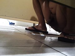 toilet spy - video 6