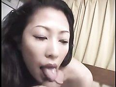 Japanese Cumslut MILF