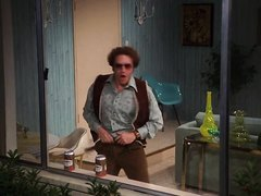 Hyde moons Fez on That 70s Show