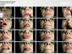 Girl Eats Snot (2)