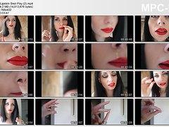 Lipstick Snot Play (2)