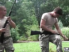 Straight guys going hunting-hot!