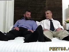 Socks worship - video 4