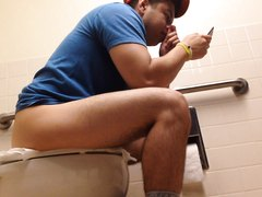 latin teen poops