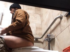 Sexy young arab poops