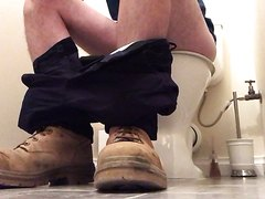 On the toilet - video 5