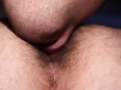 Close-up fingering and anal