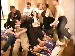 Russian Group ORGY (part 2)