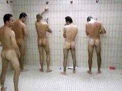Great little film guys showering